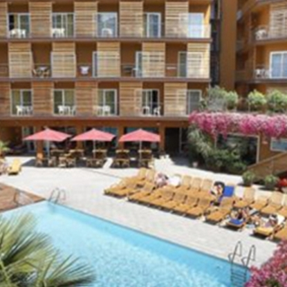 Слика на HOTEL PLACA PARIS 4*