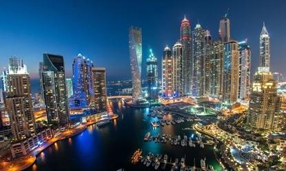 Слика на Дубаи Нова Година