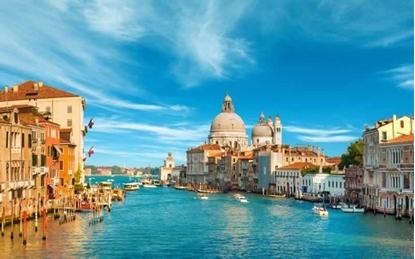 Слика на Венеција ( Трст-Фиренца-Верона- Сирмионе) 2НП
