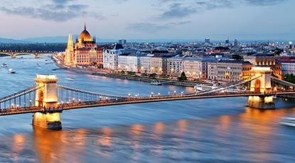 Слика на Будимпешта ( Виена - Сент Андреа) - 2НП