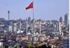 Слика на Кападокија со Анкара и солено езеро  2ХБ +1НП(класик)- 8-ми Март