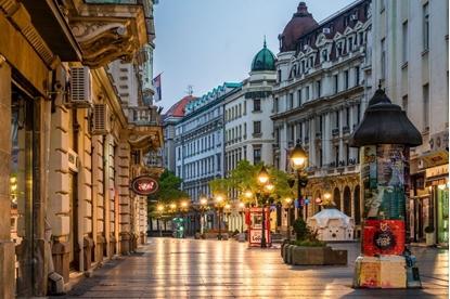 Слика на Белград - 8ми Март