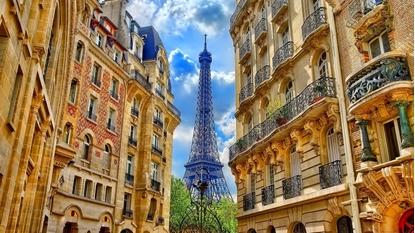 Слика на Париз | Прага | Минхен 5НП - Велигден