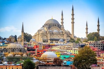 Слика на Истанбул со Принцески острови  3НП - 01 ви Мај