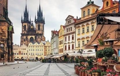 Слика на Прага 3НП (Карлови Вари - Дрезден - Виена) - 01 ви Мај